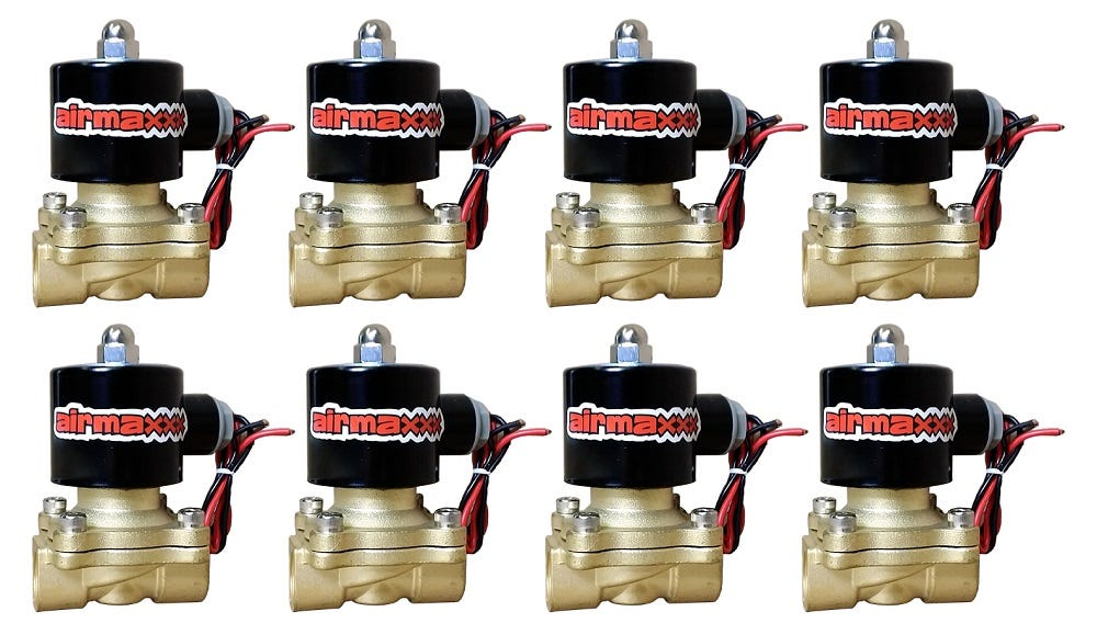Air Suspension Valves