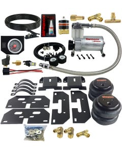 Tow Assist Kit W/On Board Air Management 2003-13 Dodge Ram 2500 & 3500