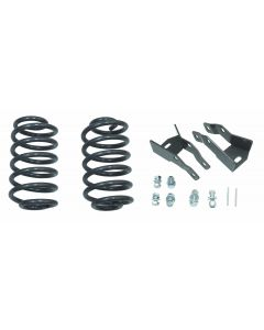 "2007-14 GM SUV 4"" REAR LOWERING COILS, SHOCK EXTENDERS, AIR SENSORS MaxTrac-201240"