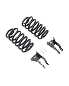 """2000-2006 Chevy Tahoe 2wd/4wd 4"""" Rear Lowering Kit - MaxTrac 201040"""