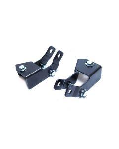 Rear Coils Air Ride Sensor Rods Shock Absorber Extension MaxTrac 201020 Shock Absorber Extension Incl 2 in