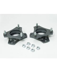 """2005-17 TOYOTA TACOMA 2WD 2.5"""" FRONT STRUT SPACERS (5 LUG) MaxTrac-836225"""
