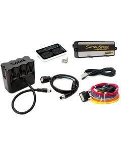 AccuAir VX4 Solenoid Valve & SwitchSpeed Controller Nickel