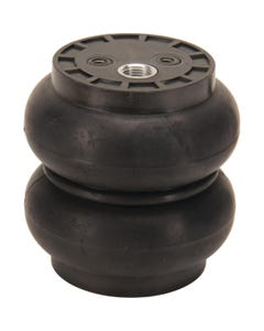 "SS-5 Slam Bag Air Ride Suspension 5.5"" Round 1/2""npt Port"