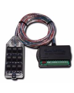 AVS 9 Switch Box (clear, rocker)