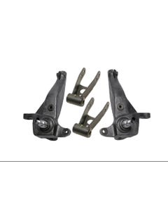 """Ford Ranger Lift Kit 4"""" Front Spindles 2"""" Rear Shackles 1998 - 2000 4X2 Truck"""