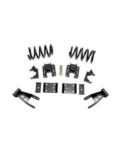 Lowering Kit Coils Shackles Hangers Flip 2/4 Drop 2007-2015 Chevy Silverado V8