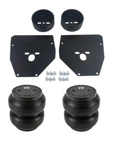 C10 Front Brackets & Slam Bags SS7 Air Ride Suspension 1963-72 Chevy Drop Kit