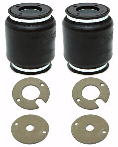 Chrysler 300 Front Lowering Kit Air Suspension Bags 2005-10 Dodge Charger Magnum