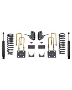 """2004-2008 Ford F-150 2wd Ext/Crew Cab 2/4"""" Lowering Kit - MaxTrac K333124"""