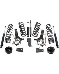 """2009-2018 Dodge RAM 1500 4.7L V8 2wd 7"""" Lift Kit W/ Shocks - MaxTrac K882470"""