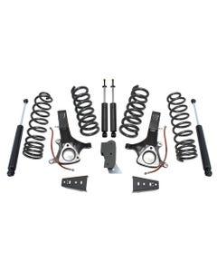 """2009-2018 Dodge RAM 1500 5.7L V8 2wd 7"""" Lift Kit W/ Shocks - MaxTrac K882471"""
