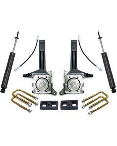 """2007-2019 Toyota Tundra 2wd 3.5"""" Lift Kit W/ Shocks - MaxTrac K886732"""