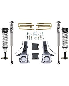 "2005-2019 Toyota Tacoma 2wd (6 lug) 6.5""/4"" Lift Kit W/ FOX Shocks - MaxTrac K886864F"