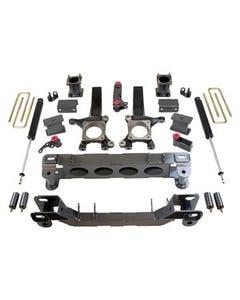 """2007-2019 Toyota Tundra 4wd 6"""" Lift Kit W/ MaxTrac Shocks - MaxTrac K946764"""