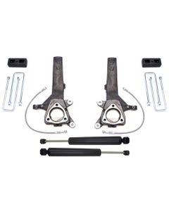 "2004-2019 Nissan Titan 2wd 4"" Lift Kit W/ Shocks - MaxTrac K885342"