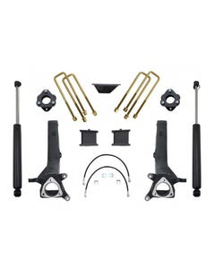 "2004-2019 Nissan Titan 2wd 6.5"" Lift Kit W/ Shocks - MaxTrac K885364"