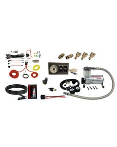 Airmaxxx Dual Zone Electric In Cab Command Paddle Switch Compressor Tow Assist