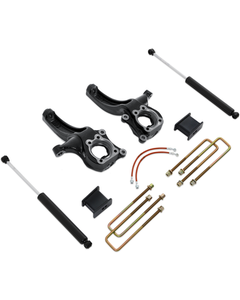"2015-2019 Chevy Colorado 2wd 4/2"" Lift Kit W/ Shocks - MaxTrac K880442"