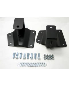 """Chevy Lowering Kit 2"""" Rear Axle Drop Hangers 1999 - 06 1500 Truck 2wd"""
