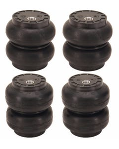 "SS-5 & SS-6 Slam Bags Air Ride Suspension 1/2""npt Port"