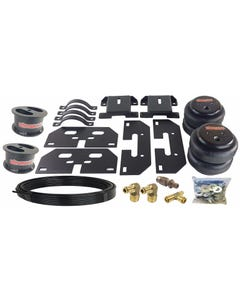 """Air Tow Assist Load Level Kit 2014-19 Dodge Ram 3500 Already Lifted 4"""" No Drill"""