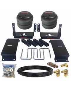 Towing Air Suspension Kit 1980 - 96 Ford F100 F150 Tow Over Load Bag Rear Level