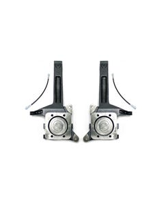 "Maxtrac 706735 Tundra Lift Spindles 3.5"" 2007-19 Toyota 2wd"