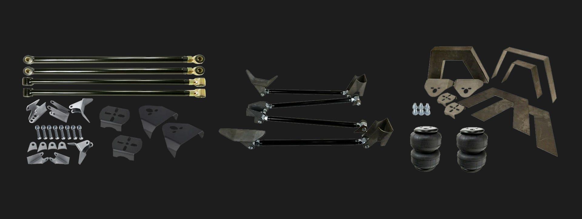 4 Link Suspension Parts & Kits